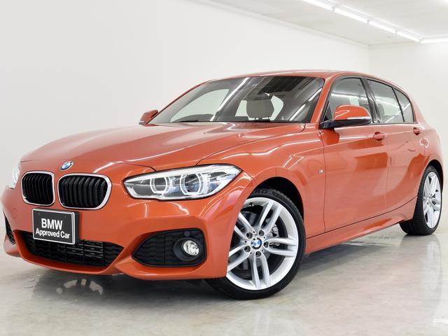 BMW 1シリーズ 118iMスポ 本革 パーキングP コンフォP...