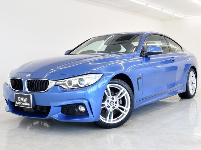 BMW 4シリーズ 420iクーペ Mスポーツ ACC 18AW ...