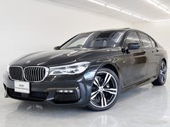 BMW740i Mスポ SR リヤコンフォートP OP20AW