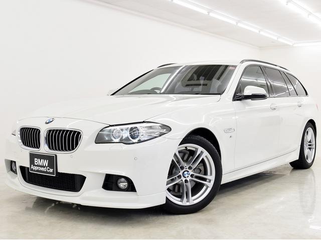 BMW 5シリーズ 523dツーリングMスポ 後期 Dアシスト オ...