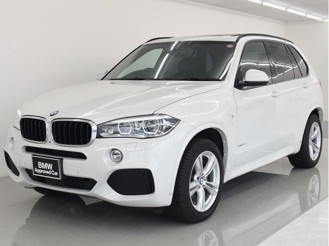 BMW X5 xDrive35d Mスポ セレクトP コンフォート...