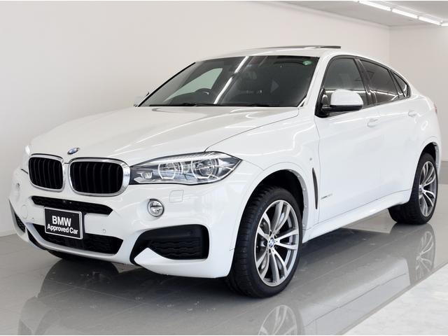 BMW X6 xDrive 35i Mスポ 黒革 SR LED 2...