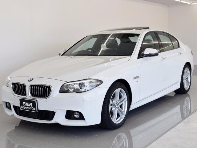 BMW 5シリーズ 523i Mスポーツ LCI サンルーフ アク...