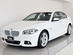 BMWアクティブハイブリッド5 Mスポーツ LCI 黒革 Dアシ