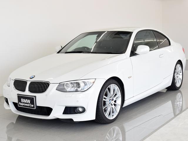 BMW 3シリーズ 335i Mスポーツ LCI 黒革 純正HDD...