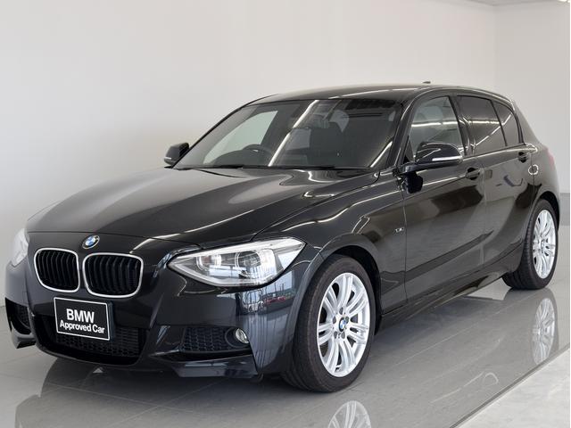 BMW 1シリーズ 120i Mスポーツ 黒革 パーキングサポート...