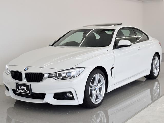 BMW 4シリーズ 420iクーペ Mスポーツ SR ヘッドアップ...