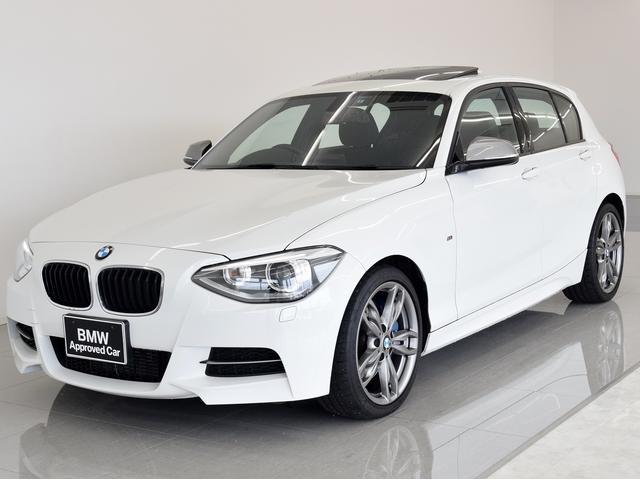 BMW 1シリーズ M135i SR コンフォートアクセス Hif...
