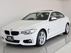 BMW420iクーペ Mスポーツ SR ヘッドアップ ACC