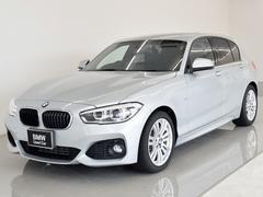 BMW118iMスポーツ LCI 黒革 コンフォートP HDDナビ