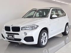 BMW X5xDrive 35d Mスポ−ツ 黒革 SR セレクトP