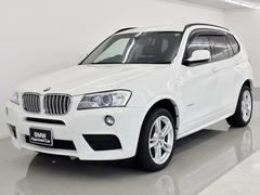 BMW X3xDrive28iMスポ 黒革 シートヒーター HDDナビ