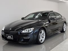 BMW640iグランクーペ Mスポーツ 黒革 SR LEDヘッド