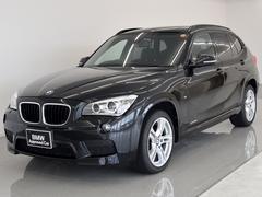 BMW X1sDrive 18i Mスポ パーキングP ナビゲーションP