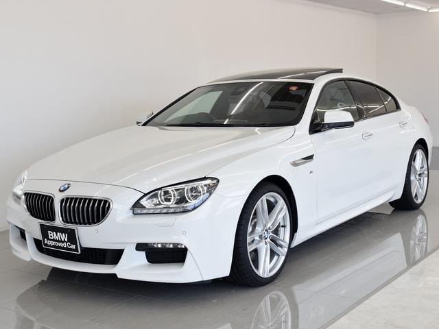 BMW 6シリーズ 640iグランクーペ Mスポーツ SR 本革 ...