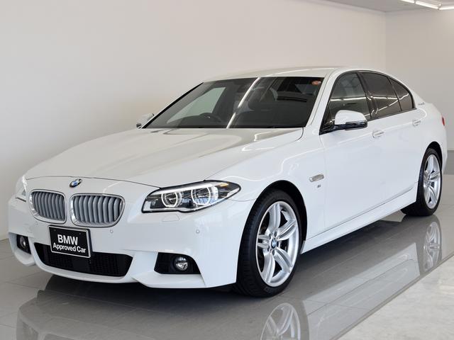 BMW 5シリーズ アクティブハイブリッド5 Mスポーツ 黒革 L...