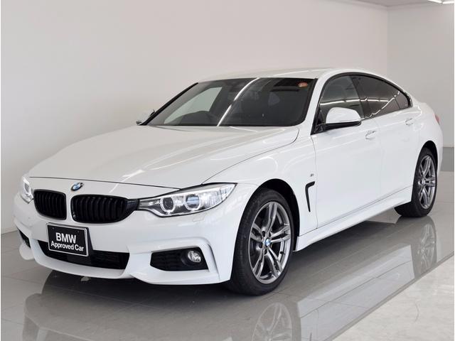 BMW 4シリーズ 420iグランクーペ スタイルエッジxDriv...