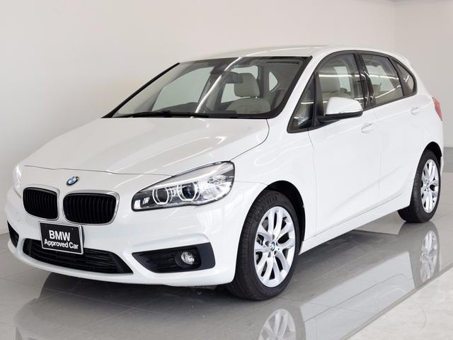BMW 2シリーズ 218iアクティブツアラーファッショニスタ 限...