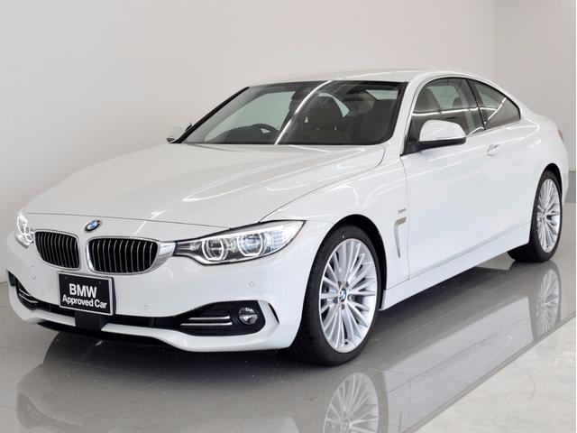 BMW 4シリーズ 435iクーペ ラグジュアリ  本革 LEDヘ...