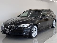 BMW535ixDriveツーリング 黒革 イノベ ACC Dアシ