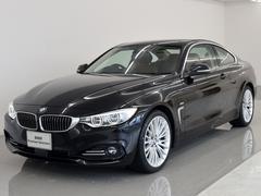 BMW435iクーペ ラグジュアリ 本革 LEDヘッド 19AW