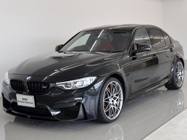 M3(BMW) M3セダン コンペティション 中古車画像