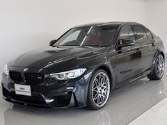 BMWM3コンペティション 後期 本革 MパフォFリップ 20AW