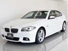 BMW523d Mスポーツ LCI 黒革 Dアシ ACC 18AW