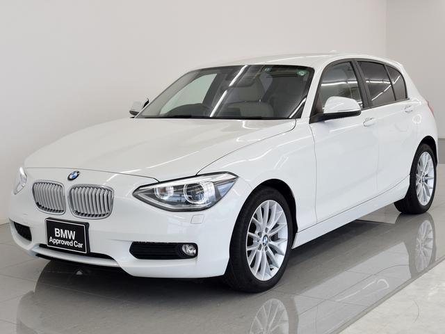 BMW 1シリーズ 116i ファッショニスタ 限定車 本革 Pサ...