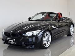 BMW Z4 sDrive35i Mスポ 本革 HDDナビ OP19AW