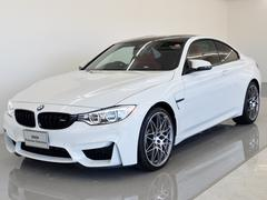 BMWM4クーペ コンペティション 本革 レーンチェンジ 20AW