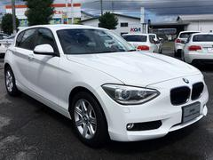 BMW116i 純正HDDナビ ETC 16AW