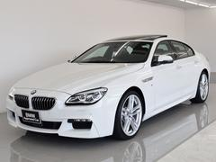 BMW 640iグランクーペ MスポSR 黒革 ACC OP20AW