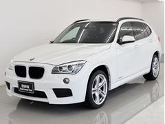 BMW X1xDrive 20iMスポーツ HDDナビ 地デジ 18AW