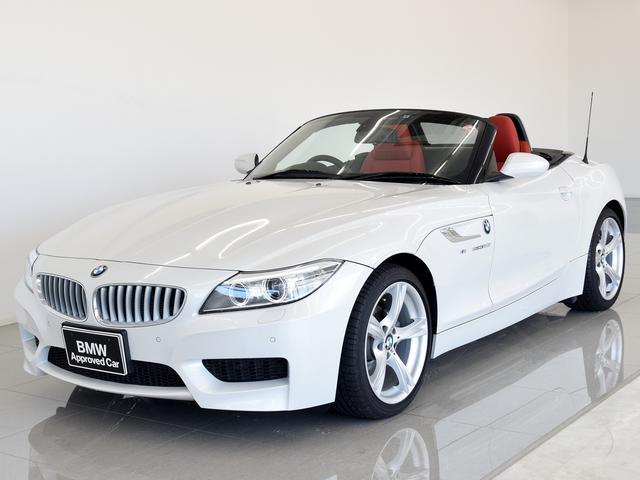 BMW Z4 sDrive20i Mスポーツ 赤革 コンフォートア...