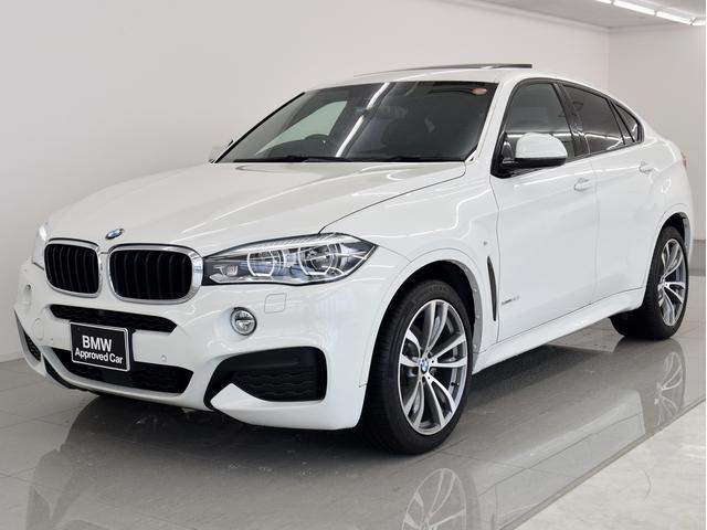 BMW X6 x35i Mスポーツ セレクト コンフォート SR ...