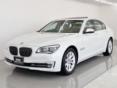 BMW740i プラスパッケージ SR 本革 HUD LEDライト