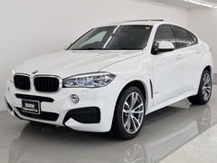 BMW X6x35i Mスポーツ セレクト コンフォート SR 黒革