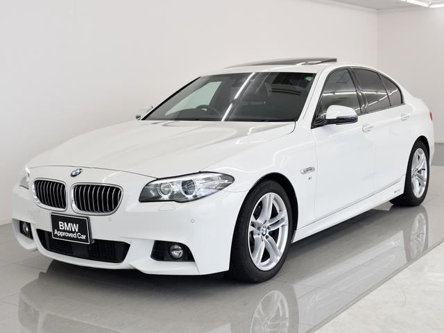 BMW 5シリーズ 523d Mスポーツ SR Dアシスト ACC...