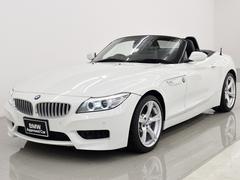BMW Z4sDrive35i Mスポーツ 黒革 HDDナビ 地デジ