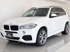 BMW X5xDrive35dMスポーツ セレクトP SR 黒革 LED