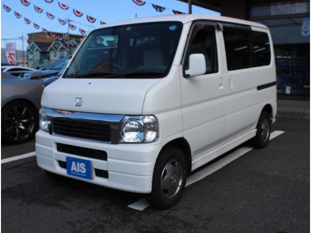 ホンダ バモス L 4WD (なし)