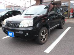 エクストレイルX ナビ 4WD