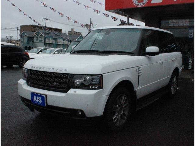 Photo of LAND_ROVER RANGE ROVER VOGUE 5.0 V8 / used LAND_ROVER