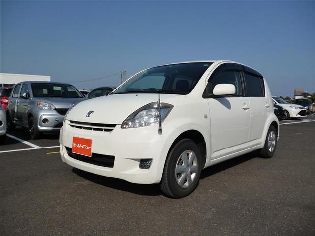 トヨタ パッソ X キーレス ワンオーナー HDDナビ (車検整備付)