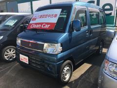 ミニキャブバンCD 4WD 5MT