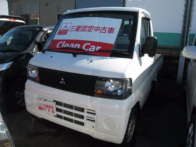 三菱 ミニキャブトラック VX−SE エアコン パワステ 4WD ...