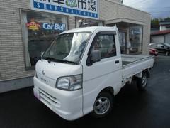 ハイゼットトラックスペシャル ☆エアコン・4WD・5MT☆