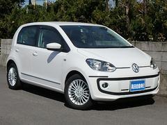 VW アップ!ハイ アップ! ワンオーナー 禁煙車 シートヒーター