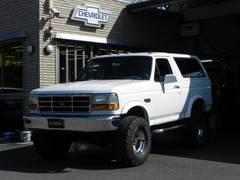 フォード ブロンコXL 4WD リフトアップ マフラー